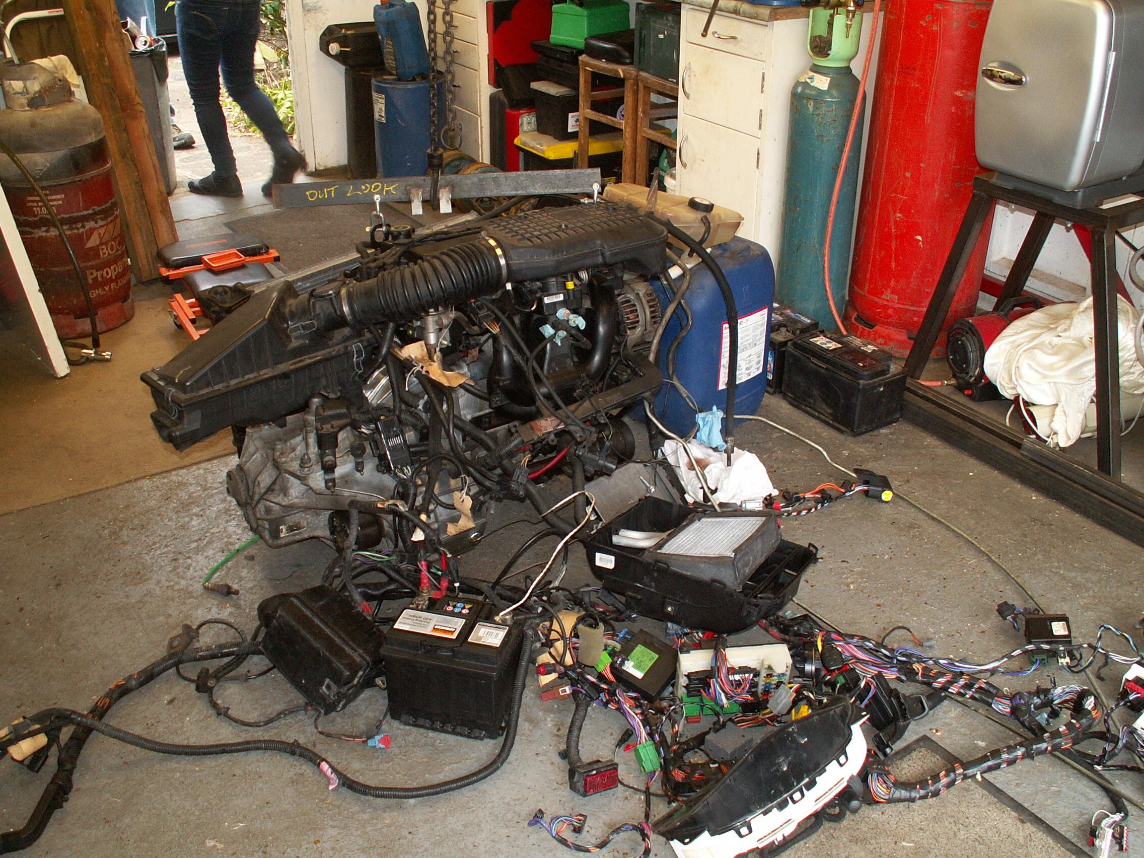 Mark Thomas U0026 39 S Website - 2 0 Zetec-e In Mk4 Fiesta