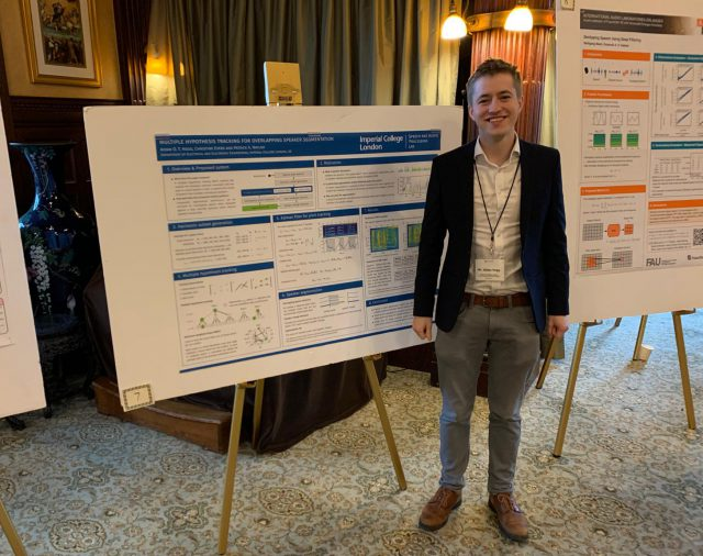 SAP papers at WASPAA 2019